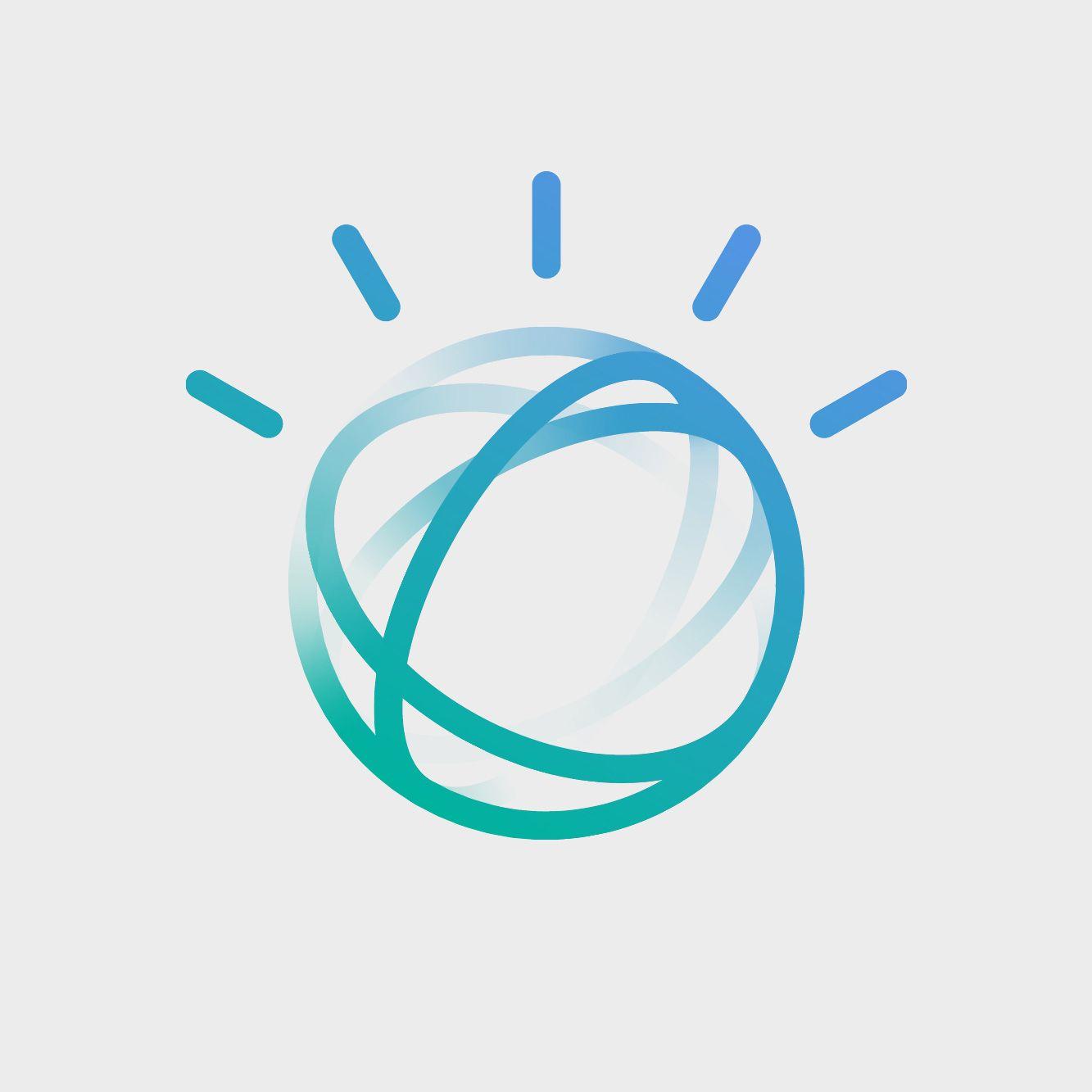 Logo de IBM Watson